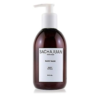 Sachajuan Hand Wash - Shiny Citrus - 500ml/16.9oz