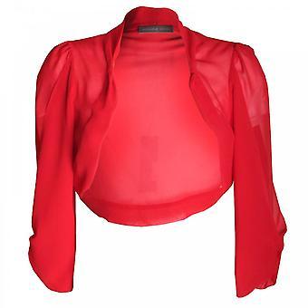 Michaela Louisa Women's Lightweight Bolero Jacket