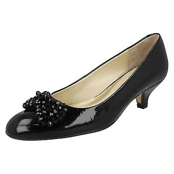 Ladies Van Dal Elegant Court Shoes Elsing