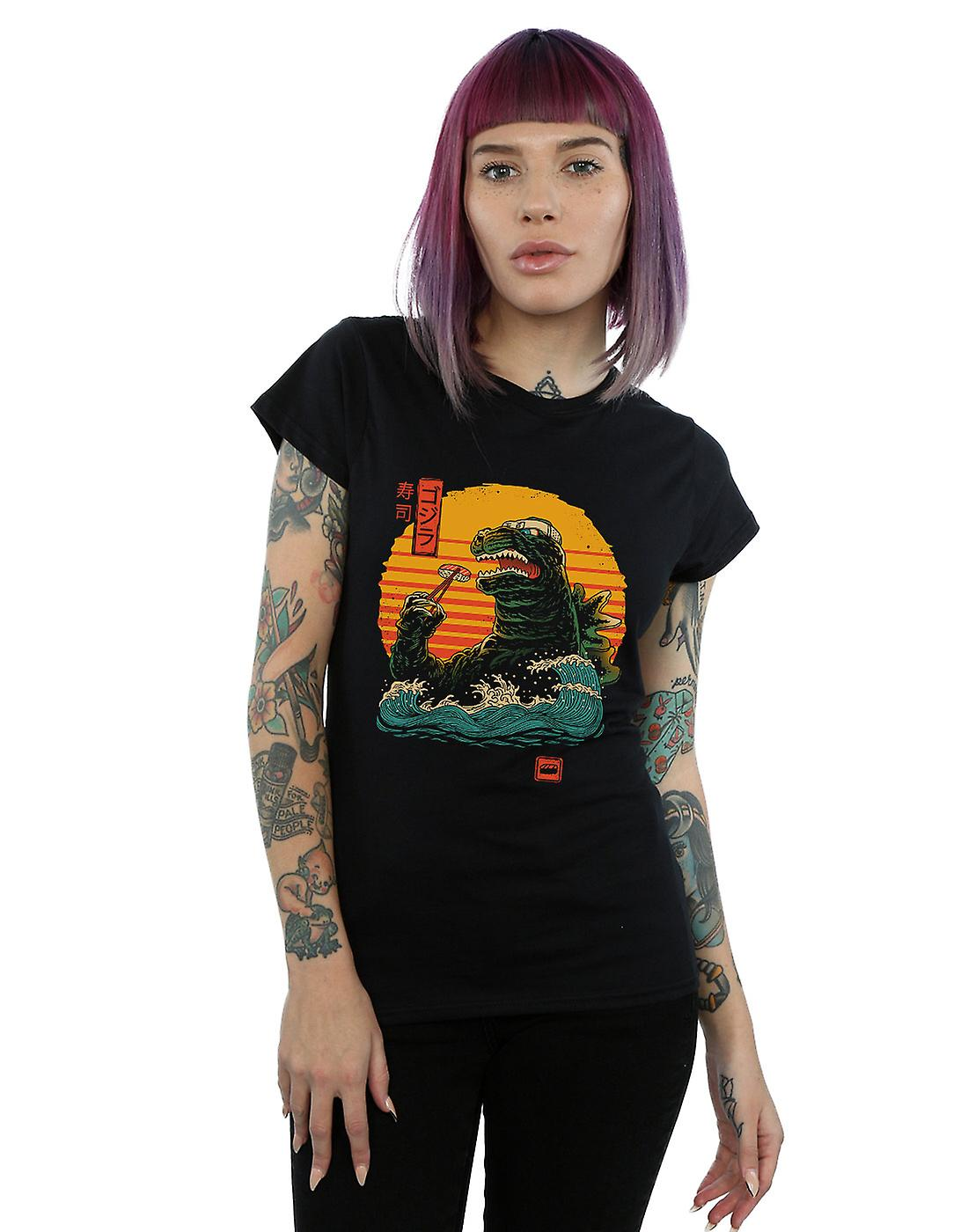 Vincent Trinidad Women's King Of Sushi T-Shirt