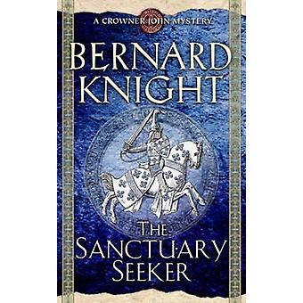 Il cercatore di Santuario (riedizione) di Bernard Knight - 9780743492058 libro