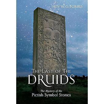 آخر درويدس-سر الأحجار رمز Pictish بانا