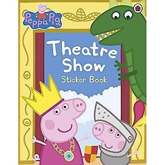 Peppa Pig: Theater Show Sticker Book