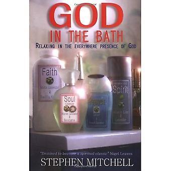 Gud i badet: koppla av i den överallt Guds närvaro