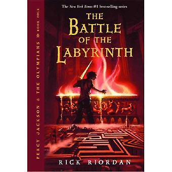 Die Schlacht des Labyrinths (Percy Jackson & Olympians