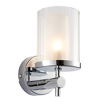 Britton badrum vägg ljus - Endon 51885