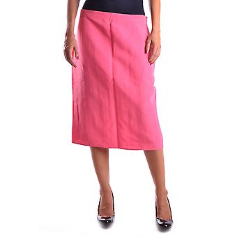 Ar Collezionimani Ezbc049065 Donne's Gonna di cotone rosa