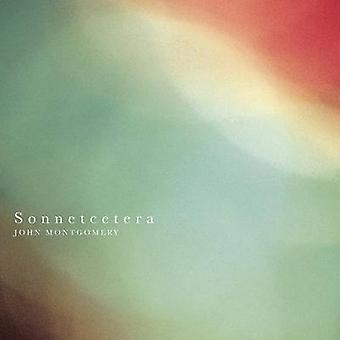 Sonnetcetera by John Montgomery
