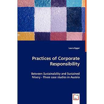 Prácticas de responsabilidad corporativa por Egger y Laura