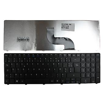 Acer Aspire 5741G-334G50BN Black French Layout Replacement Laptop Keyboard