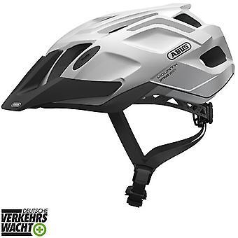 Abus MountK bike helmet / / snow white