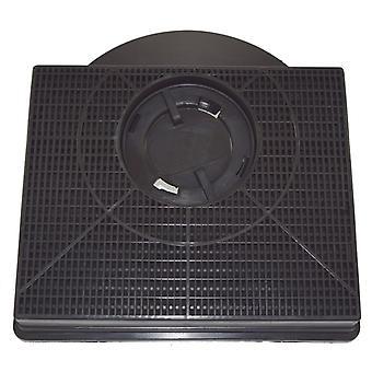 Filtro de carbón de leña campana de carbono tipo 303