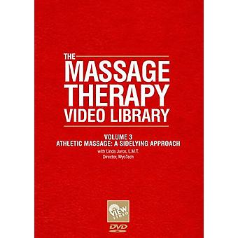 Vol. 3-Athletic Massage: A Sidelying Approach [DVD] USA import