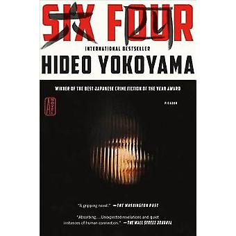 Six Four by Hideo Yokoyama - 9781250160003 Book