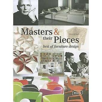 Masters & Their Pieces - Best of Furniture Design by Manuela Roth - 9