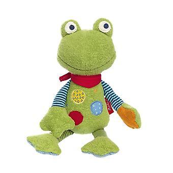 Sigikid halaus sammakko pehmoinen ystävä Flecken sammakko