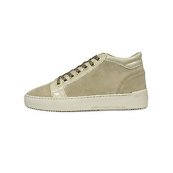 Android Homme Light Beige Propulsion Mid Sneaker