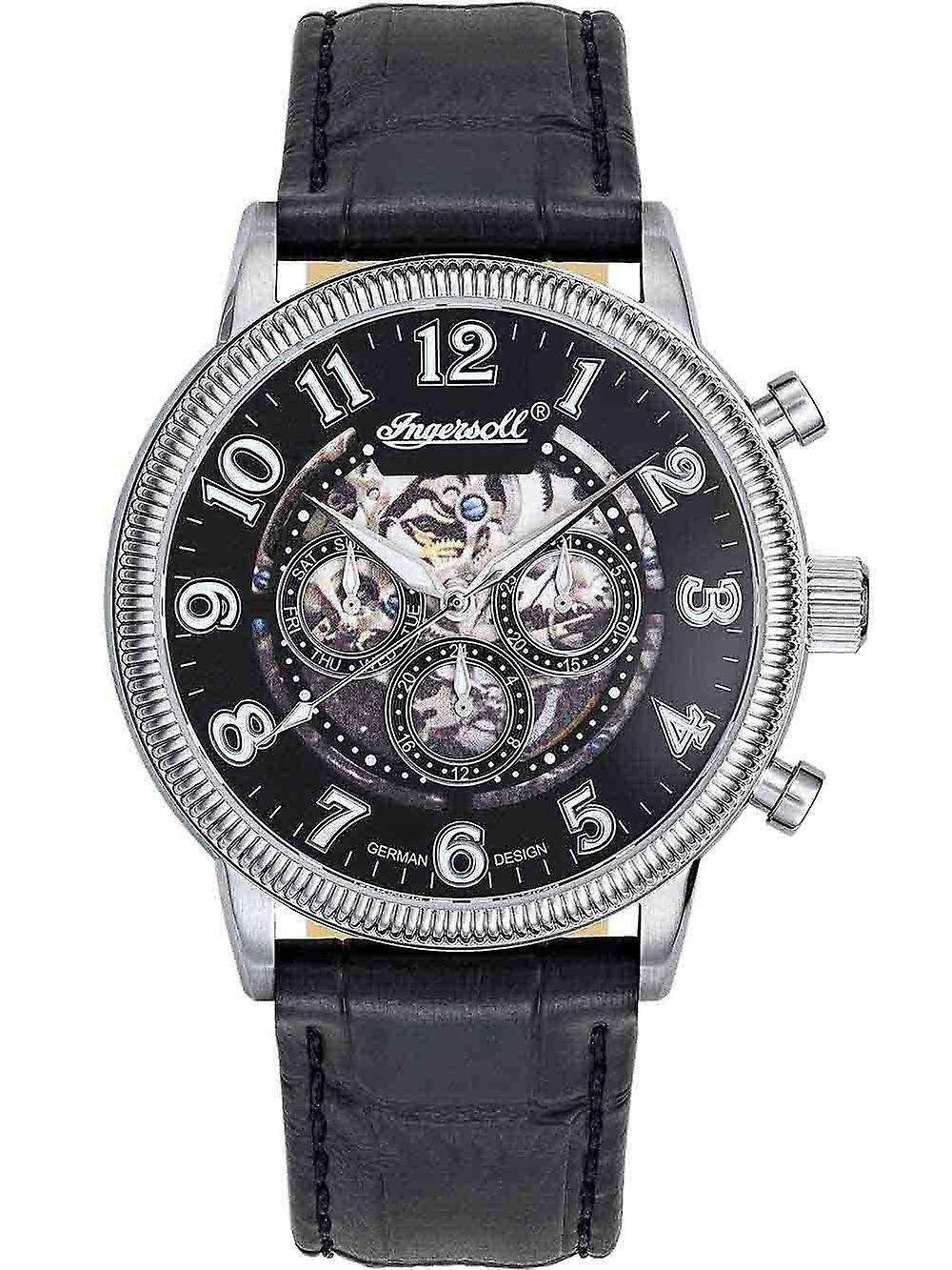 Ingersoll IN7218BK Tipico Automatic men's Watch 43mm
