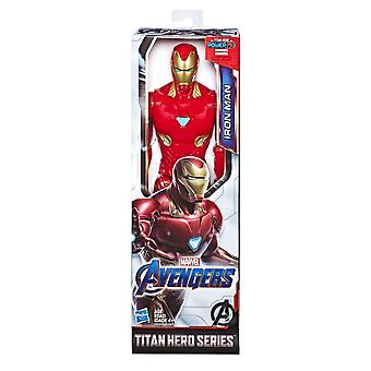 Marvel Avengers Iron Man End Game Titan Hero 12 Inch Action Figure