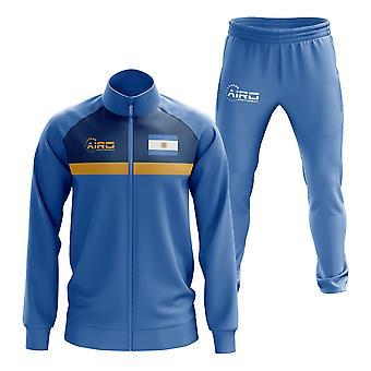 Аргентина Концепция футбол спортивный костюм (Небо)