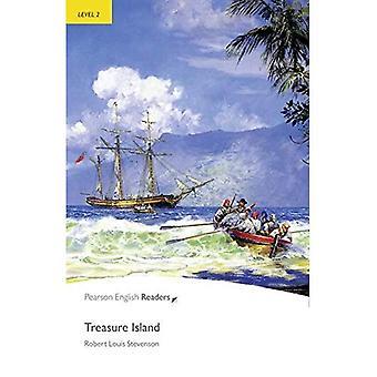 Treasure Island: Niveau 2 (pingvin Longman pingvin læsere)