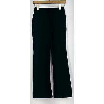 Slimming Options for Kate Mallory Leggings Ponte Or Bootcut Teal Blue A411955