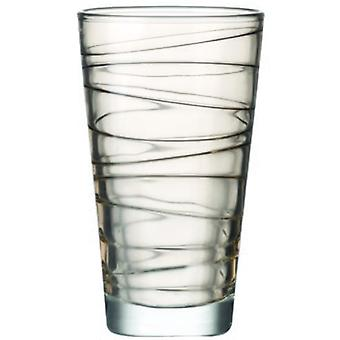 Leonardo Tall glass marrone Various (Kitchen , Household , Cups and glasses)