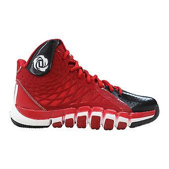 Adidas D Rose 773 II University Red/Running White-Black1 Q33234 Men's