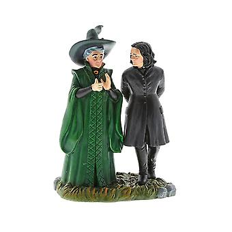 Harry Potter Professor Snape and Professor McGonagall