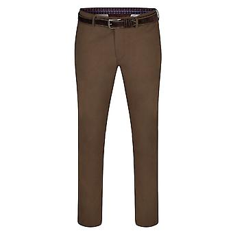 MAGEE Trouser DUNCWTA19 Navy, Taupe Or Brown