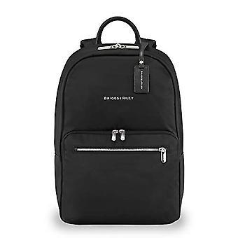 Briggs & Riley Rhapsody Essential Backpack 240 40 Centimeters 15.9 Black (Black)