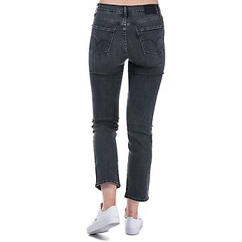 Womens Levi's 724 High Rise Straight Jeans In It's All Good