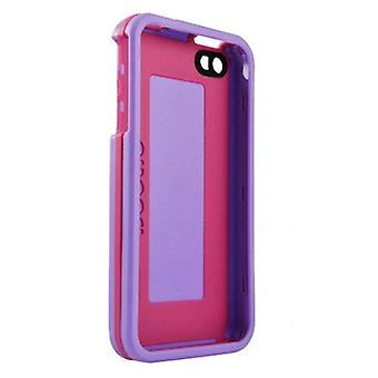 AGF Beetle Shell Case dla Apple iPhone 4/4S (Magenta)