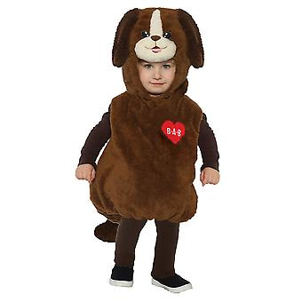 Toddlers Color Playful Puppy Costume - Build a Bear
