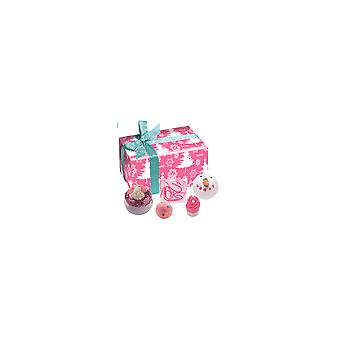 Bomb Cosmetics Gift Pack - Dreaming Of A Pink Christmas