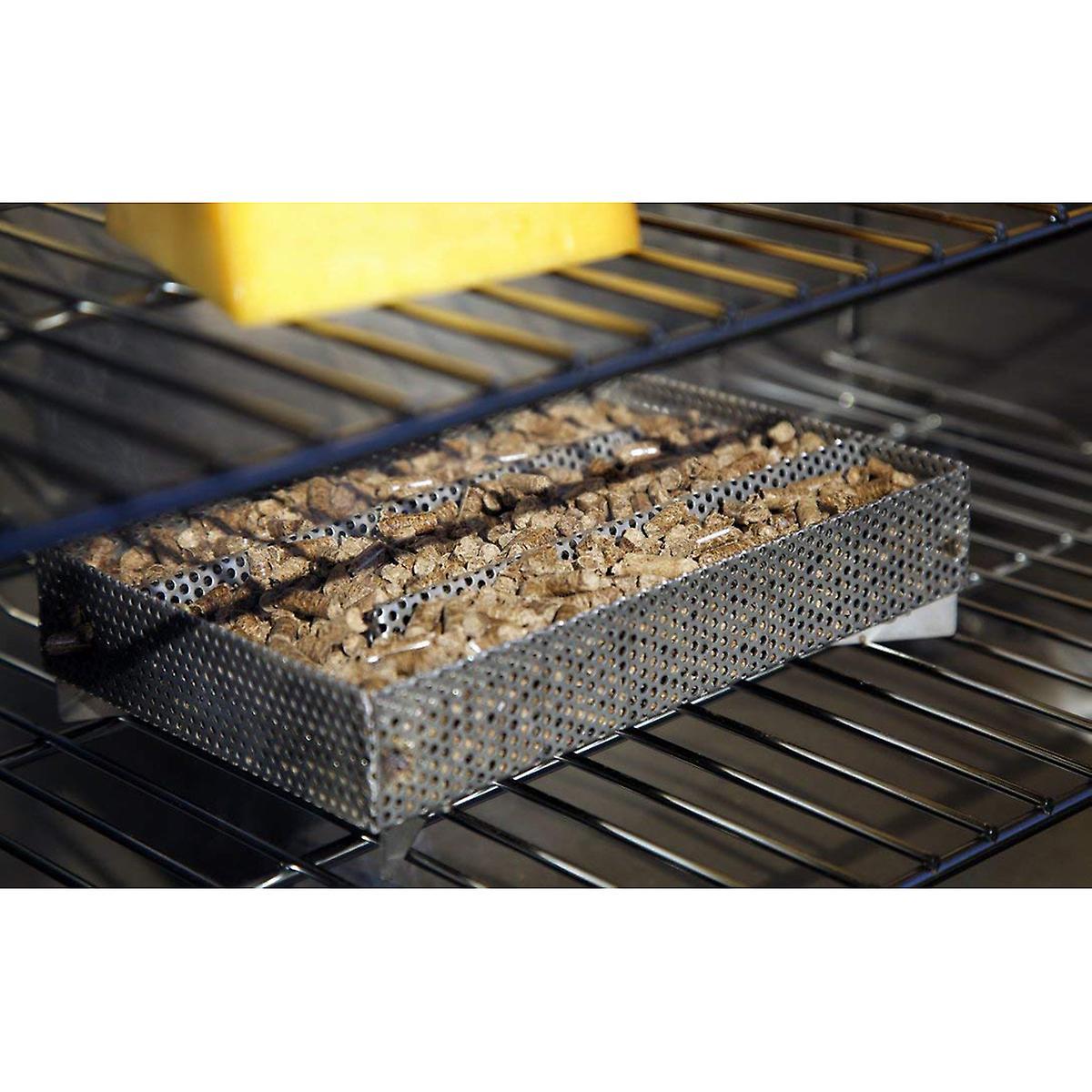 A-MAZE-N 2 lb. Premium Wood BBQ Pellets Amazen AMNP2-SPL-0018 - Italian Spice