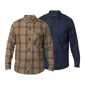 Fox Mens Voyd 2.0 Flannel Shirt