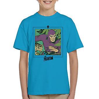 The Phantom & Devil Wolf Frame Kid's T-Shirt