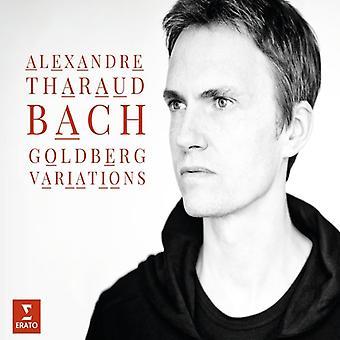 Bach, J.S. / Tharaud, Alexandre - Goldberg Variations [CD] USA import