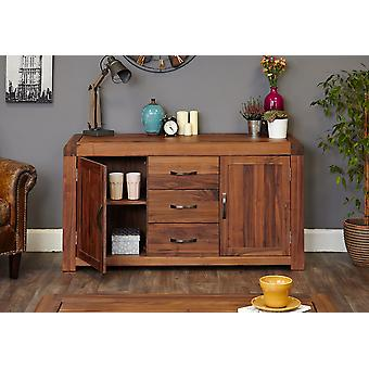 Shiro Walnut Large Sideboard Brown - Baumhaus
