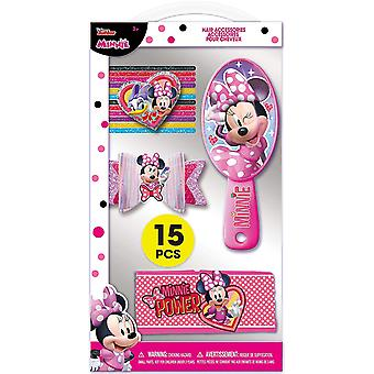 Beauty Accessories - Disney - Minnie Mouse Hair Set New 400971