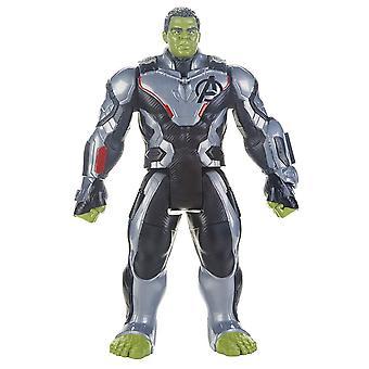 Marvel Avengers: Endgame Power FX Deluxe Titan Hero serie Hulk figuur
