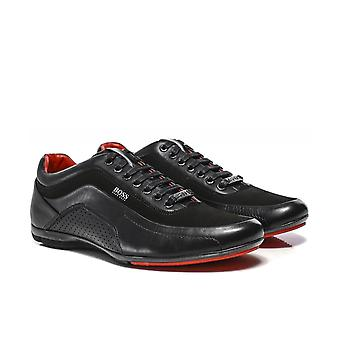 Sneakers Boss nappa Leather HB Racing 1
