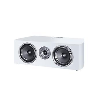 Heco Celan Revolution Center 4, 2 ways bass reflex, center speaker, white, 1 piece