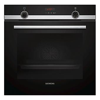 Pyrolytic Oven Siemens AG HB574AER0 71 L 3600W Black