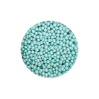 Purple Cupcakes 4mm Shimmer Pearls - Seafoam - 80g