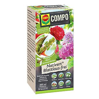 COMPO Nativert® bez mszyc, 500 ml