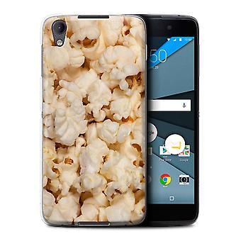 STUFF4 Case/Cover for BlackBerry Neon/DTEK50/Popcorn/Snacks