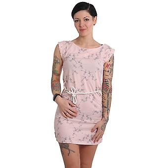 YAKUZA Women's Shirt Dress Dragon Fly