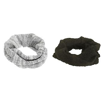 ONeill Womens/Ladies Knitted Boucle Snood Scarf